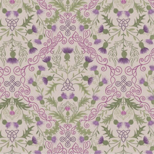 Fabric-L&I-65411-Loch-Lewis-Purple-Thistle-Natural-01
