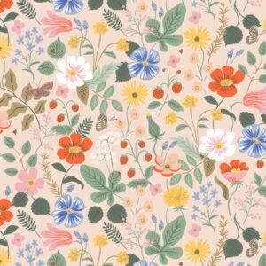 Fabric-Rifle-Paper-300970004-Strawberry-Fields-Blush